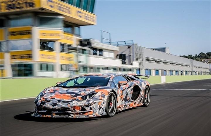 Giải mã ô tô của Lamborghini - 3