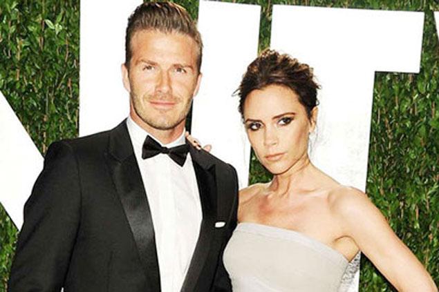 Victoria Beckham lấy phong cách của chồng cho bộ thiết kế mới