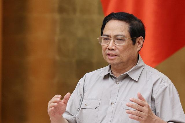 Thủ tướng đối thoại với doanh nghiệp cả nước: Chính phủ lắng nghe, quyết tâm vượt khó