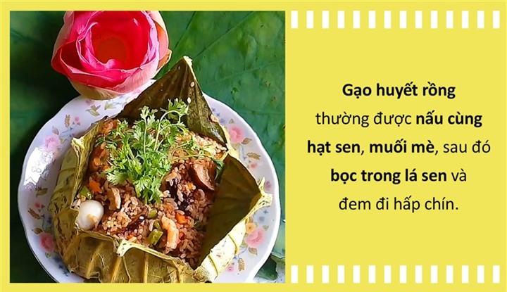 Ẩm thực Việt: Món cơm có tên đậm chất kiếm hiệp, là đặc sản nức tiếng Đồng Tháp - 2