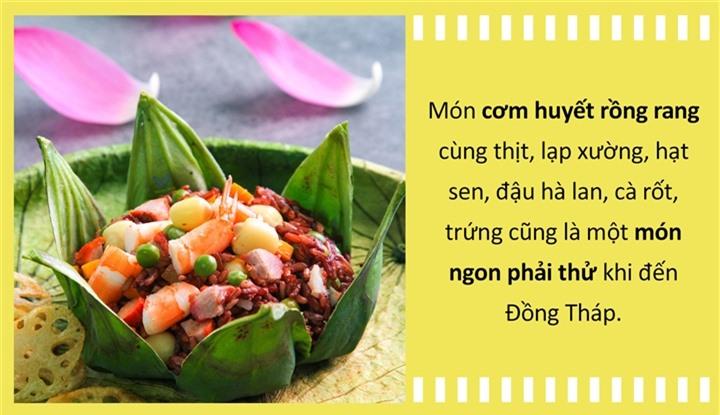 Ẩm thực Việt: Món cơm có tên đậm chất kiếm hiệp, là đặc sản nức tiếng Đồng Tháp - 3