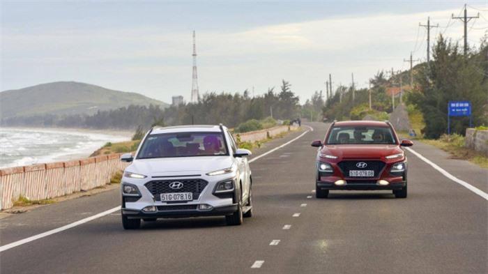 Giá xe Hyundai Kona tháng 9/2021: Giảm cao nhất 75 triệu đồng 1