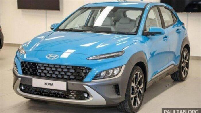 Giá xe Hyundai Kona tháng 9/2021: Giảm cao nhất 75 triệu đồng 2
