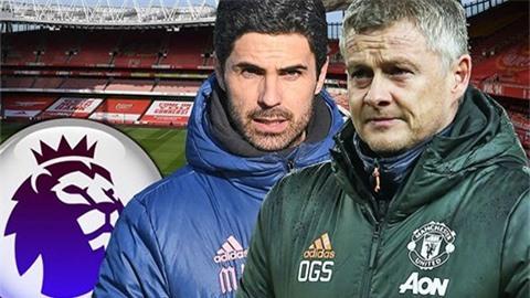 Hành trình tương phản của M.U và Arsenal