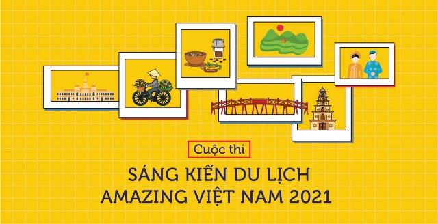Khởi động cuộc thi Sáng kiến Du lịch Amazing Việt Nam