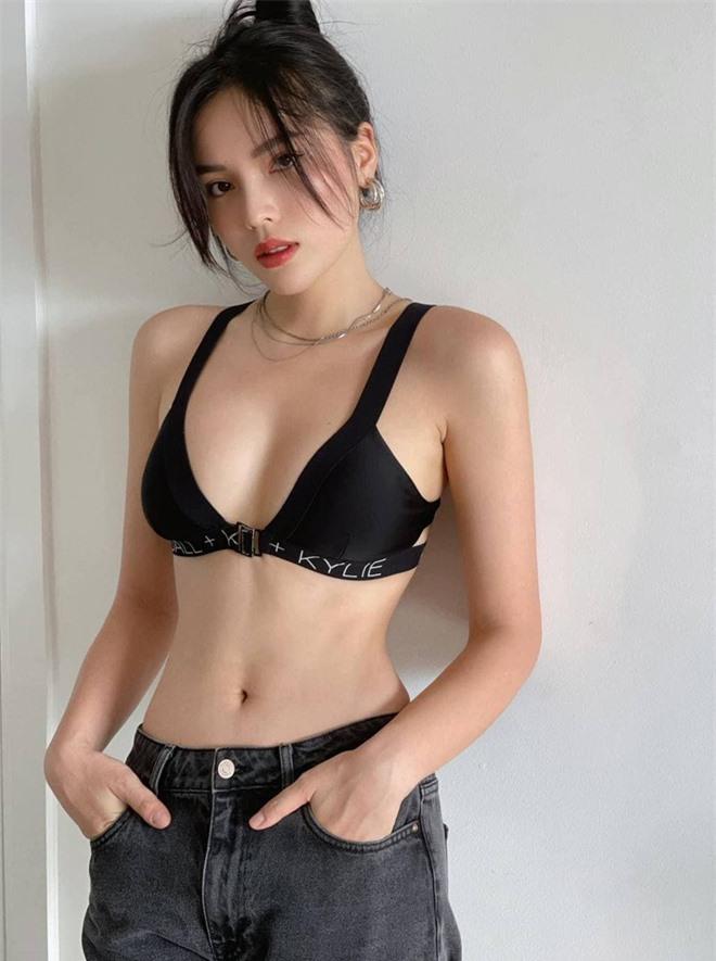 Kỳ Duyên khoe body nuột nà hậu giảm cân, netizen quên hình ảnh bụng ngấn mỡ trên TV đi nhé! - Ảnh 4.