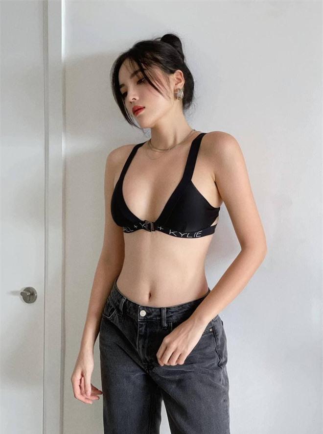 Kỳ Duyên khoe body nuột nà hậu giảm cân, netizen quên hình ảnh bụng ngấn mỡ trên TV đi nhé! - Ảnh 6.