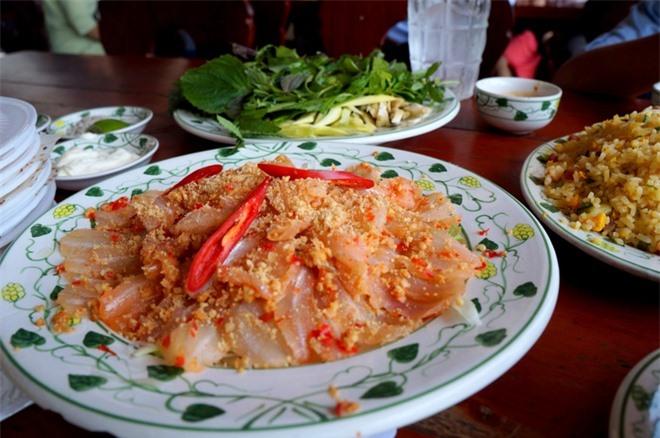 Loạt đặc sản cá ngon khi tới Quy Nhơn, Phú Yên - Hình 1