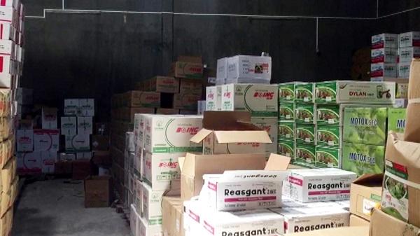 An Giang: Tạm giữ hơn 15.700 sản phẩm vật tư nông nghiệp không hóa đơn chứng từ