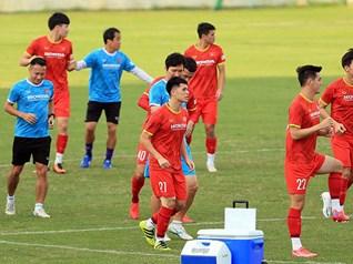 Đội tuyển Việt Nam đón loạt tin vui trước trận gặp Trung Quốc