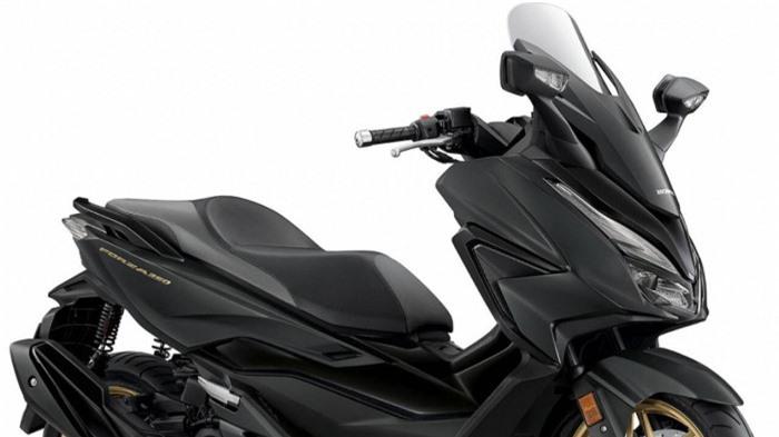 Honda Forza 350 ra mắt Thái Lan, giá bằng nửa tại Việt Nam 1
