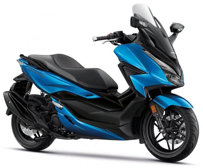 Honda Forza 350 ra mắt Thái Lan, giá bằng nửa tại Việt Nam 4