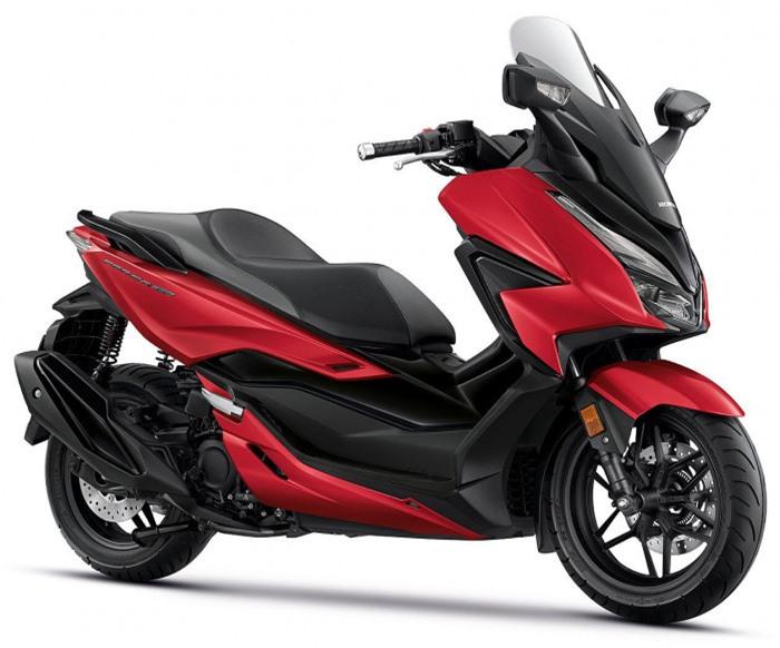 Honda Forza 350 ra mắt Thái Lan, giá bằng nửa tại Việt Nam 5