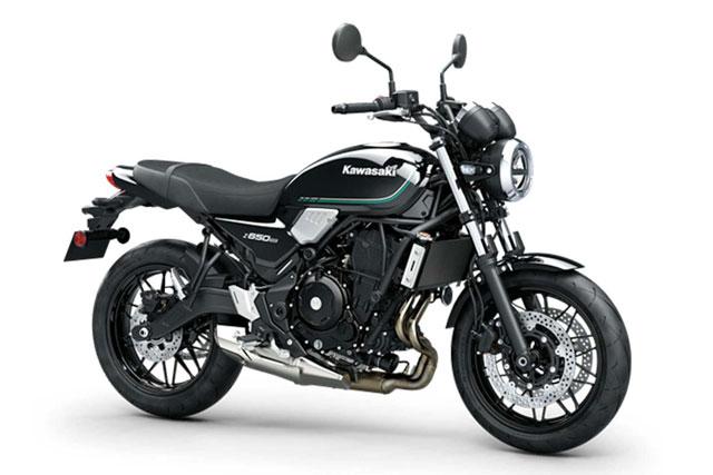 Kawasaki Z650RS 2022.