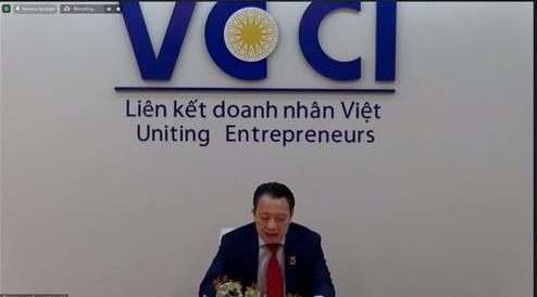 """""""Diễn đàn - """"Văn hóa kinh doanh liêm chính: Con đường dẫn tới kinh doanh thành công và vững bền""""."""