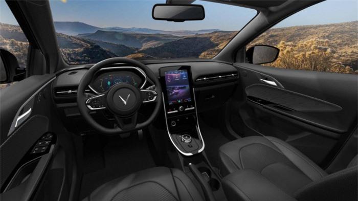 Xe VinFast có thể điều khiển bằng 6 thứ tiếng, tự tin tiến ra thế giới 1