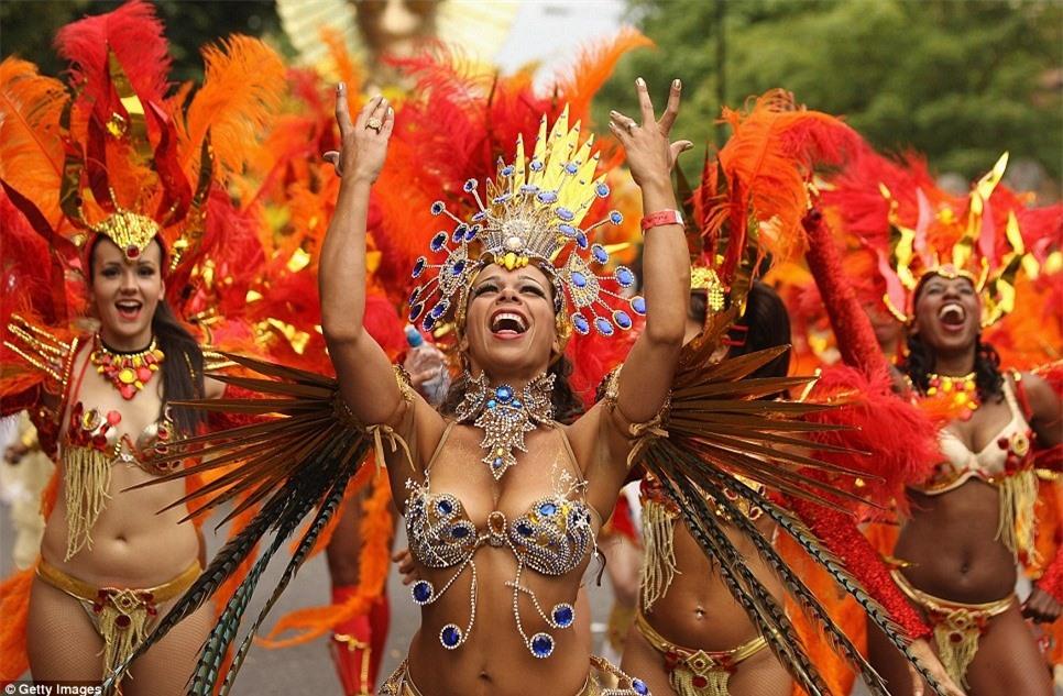 6 lễ hội độc đáo trên thế giới bạn không nên bỏ lỡ
