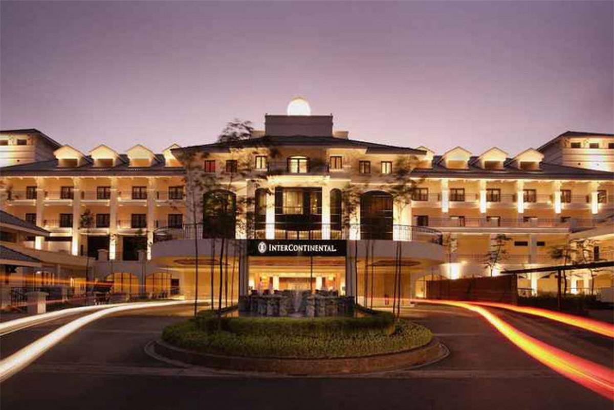 Khách sạn InterContinental - một địa điểm được lựa chọn là nơi cách ly tập trung với người dân từ TP.HCM về Hà Nội. Ảnh minh họa