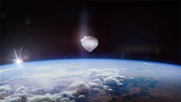 """Khám phá chuyến """"du hành vũ trụ"""" bằng khinh khí cầu trị giá 50.000 USD - Ảnh 2."""