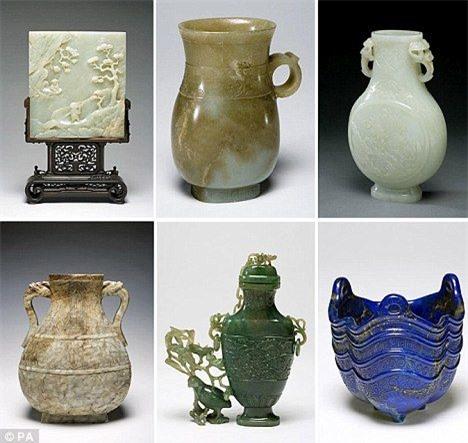 Truy tìm đường đi của cổ vật Trung Quốc -0
