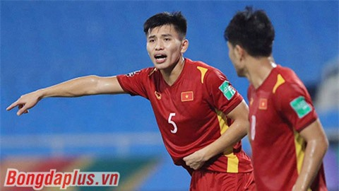HLV Park Hang Seo giải thích việc loại Thanh Bình trước trận Oman