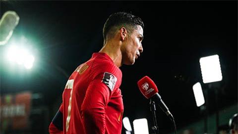 Nc247info tổng hợp: Ronaldo quyết tâm tiếp tục lập kỷ lục ở ĐT Bồ Đào Nha