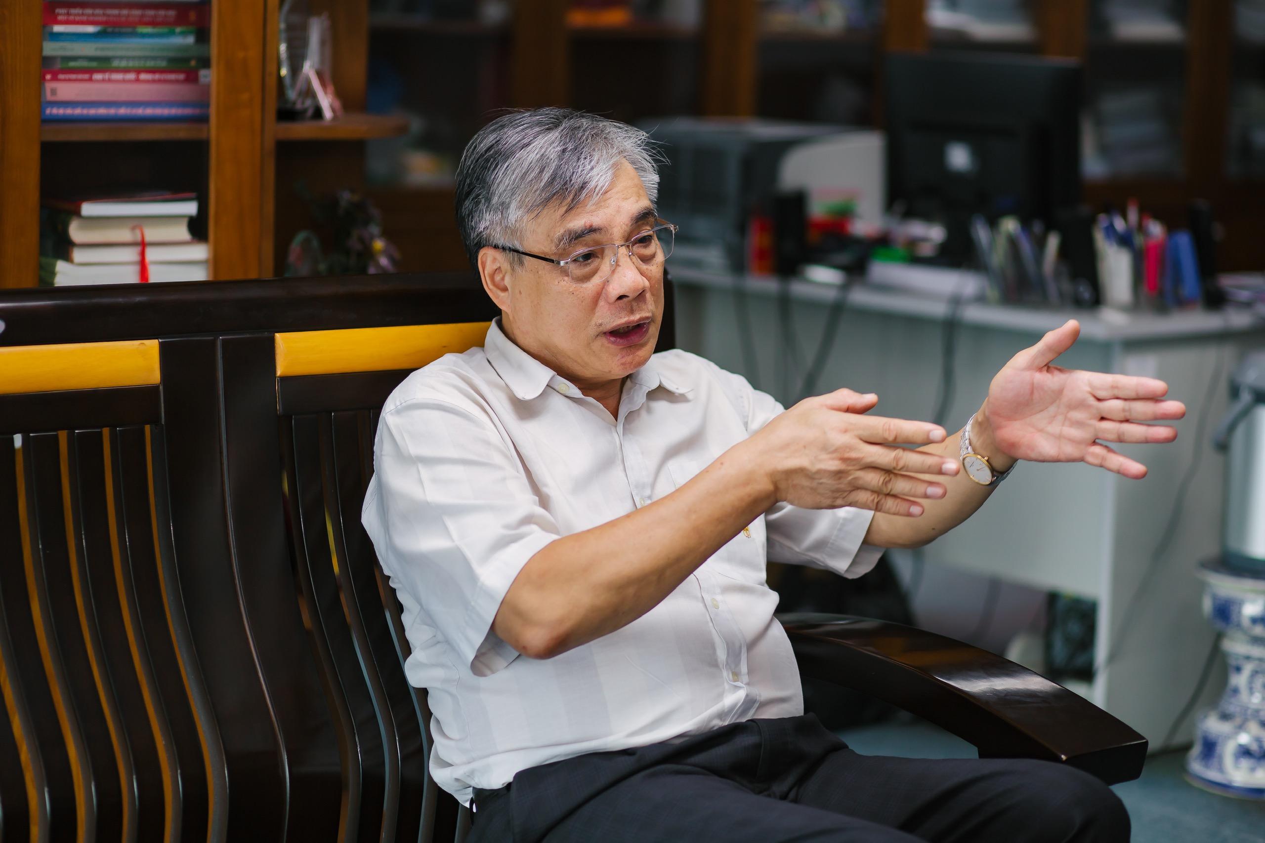 PGS. TS Trần Đình Thiên, Thành viên Tổ tư vấn Kinh tế của Thủ tướng
