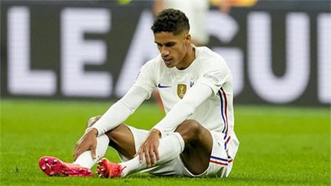 Varane chấn thương không nghiêm trọng, chỉ nghỉ trận gặp Leicester