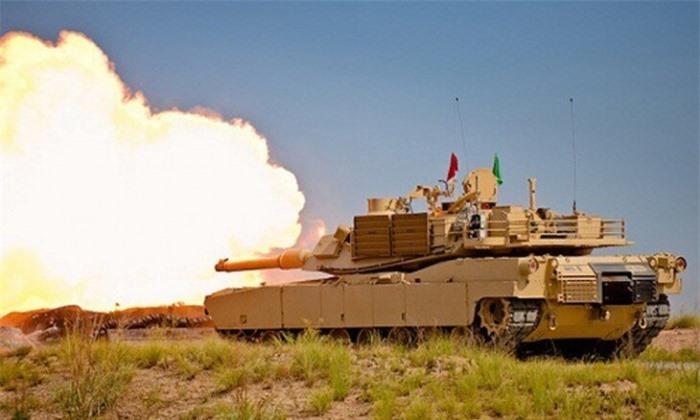 Tăng T-14 Armata có tầm bắn xa vô địch thế giới 2