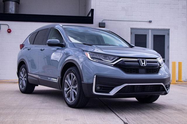 7. Honda CR-V (doanh số: 76.941 chiếc).