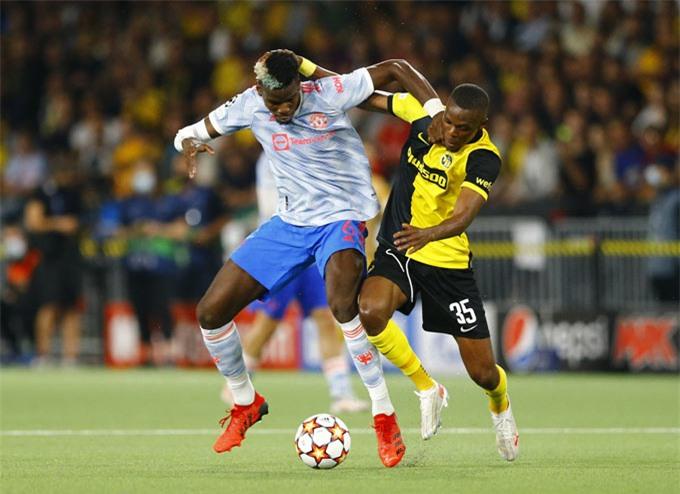 Pogba được Telegraph vinh danh
