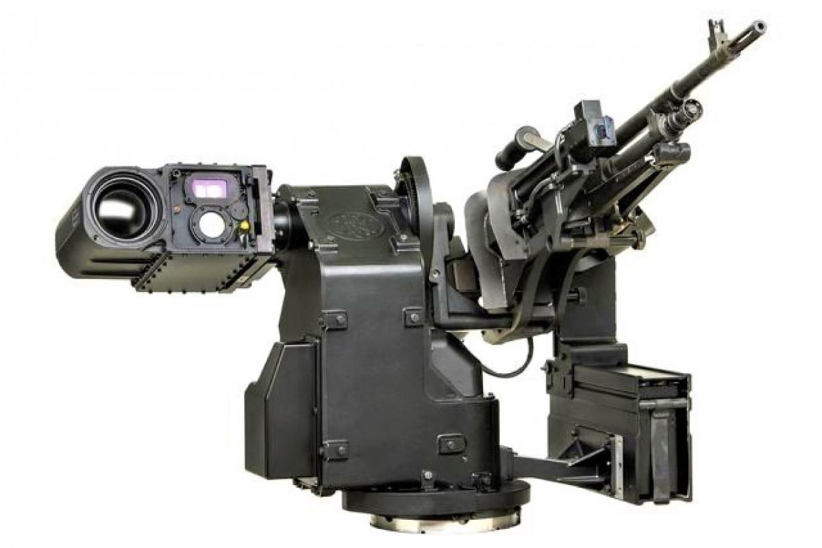 Trạm vũ khí điều khiển từ xa deFNder của FN; Nguồn: defenseworld.net.