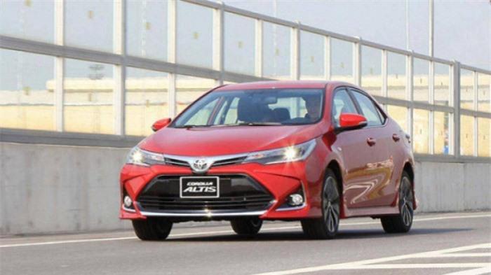 Giá xe Toyota Corolla Altis tháng 10/2021: Giảm đến 80 triệu đồng 1