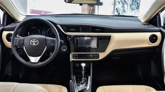 Giá xe Toyota Corolla Altis tháng 10/2021: Giảm đến 80 triệu đồng 2