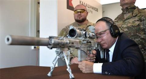 Sung ban tia Nga sieu chinh xac, dung dan chuan NATO