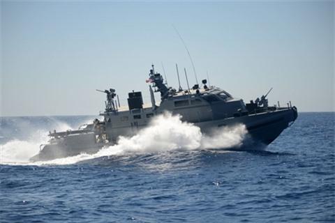 Tau Mk-VI cua My se la ganh nang cho Hai quan Ukraine