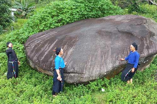 Nấm Dẩn (Hà Giang) - Mảnh đất cổ người Nùng U
