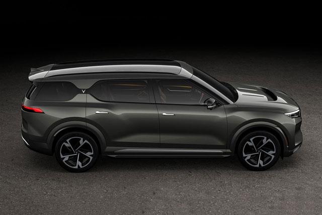 VinFast ấn định thời gian ra mắt 2 ôtô điện hoàn toàn mới