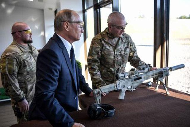 Nga biến binh sĩ thành cỗ máy chiến đấu