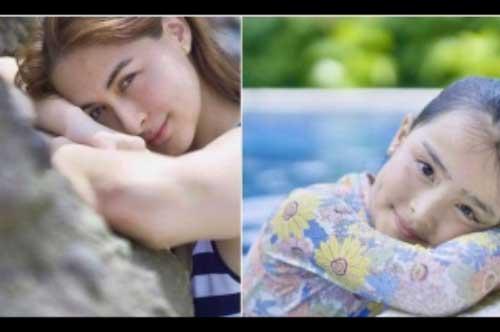 'Mỹ nhân đẹp nhất Philippines' lép vế trước con gái xinh như thiên thần