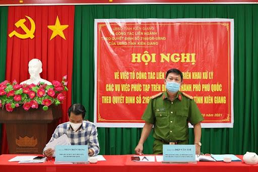 Kiên Giang: Xem xét xử lý hình sự các trường hợp lấn chiếm đất rừng quốc gia