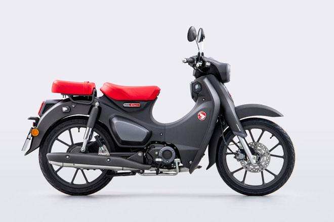 Honda Super Cub C125 2022 ra mắt tại Việt Nam, giá từ 86,99 triệu đồng