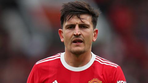 Maguire lại trở thành trò hề khiến Man United thủng lưới