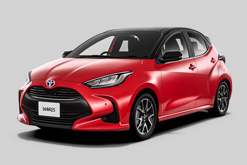 Top 10 ôtô bán chạy nhất tại Nhật Bản: Toyota Yaris thống trị