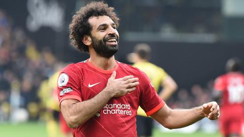 Klopp: 'Salah xuất sắc nhất thế giới, vượt trội cả Ronaldo lẫn Messi'