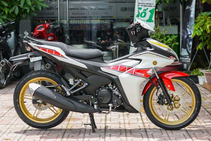 Yamaha Exciter 155 bản giới hạn về đại lý TP Hồ Chí Minh, giá 53 triệu đồng