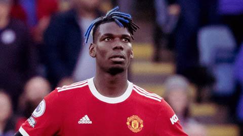 Pogba: 'Man United xứng đáng thua và cần có sự thay đổi'