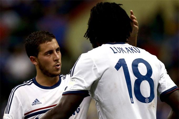 Chelsea cần có Hazard để 'kích nổ' Lukaku