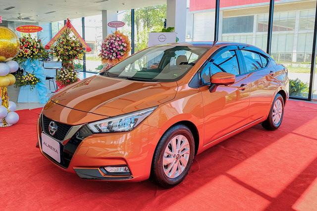 Những ưu và nhược điểm của Nissan Almera phiên bản đắt nhất