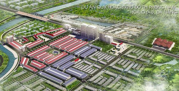 Đà Nẵng được chuyển đổi đất trồng lúa để xây dựng Khu đô thị Phong Nam, chợ đầu mối Hòa Phước